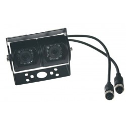 Dual Kamera 4PIN CCD SONY s IR, vonkajšie