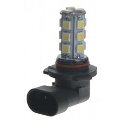 LED HB3 (9005) biela, 12V, 13LED
