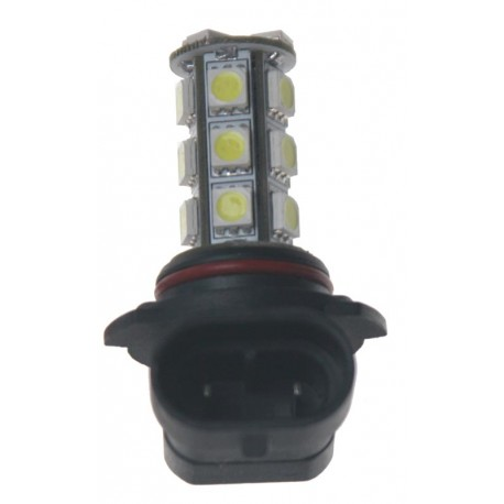 LED HB4 (9006) biela, 12V, 18LED