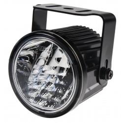 LED svetlá pre denné svietenie, guľatá 70mm, ECE