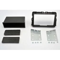 2DIN / 1DIN redukcia pre Nissan Primastar 2010-, Opel Vivaro 2010-14, Renault Trafic Ice 2011-