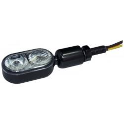 Pozičné / smerové svetlá na motocykel 12V, homologizácia