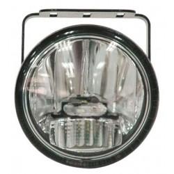 LED hmlové svetlá / denné svietenie, guľatá svetla 77mm, ECE