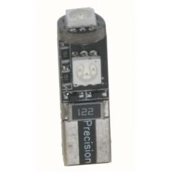 LED T10 oranžová, 12V, 3LED / 3SMD