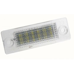 LED osvetlenie ŠPZ do vozidla Seat, Škoda Superb 02-08, Golf Plus, Passat B5, B6, Transporter, Caddy