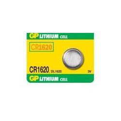 Batérie CR1620 3V