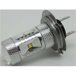 CREE LED H7 biela, 12-24V, 30W (6x5W)