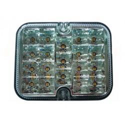 LED svetlo cúvacie 19x LED