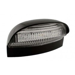 LED osvetlenie ŠPZ, ECE
