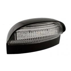 LED osvetlenie ŠPZ, homologácia