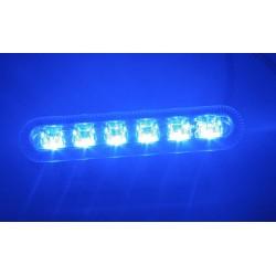 PROFI výstražné LED svetlo vonkajšie, 12-24V, ECE R65
