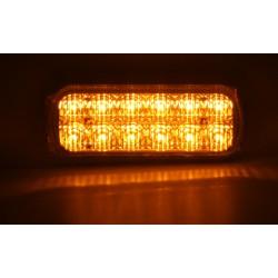 PROFI výstražné LED svetlo vonkajšie, 12-24V, ECE R10