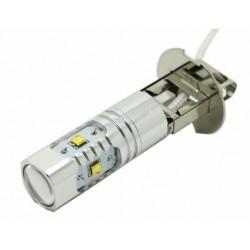 CREE LED H3 biela, 12-24V, 25W (5x5W)