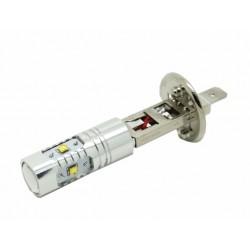 CREE LED H1 12-24V, 25W (5x5W) biela