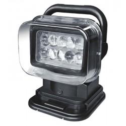 LED diaľkovo ovládané vyhľadávací svietidlo 12V