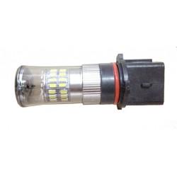 TURBO LED P13W biela, 12-24V, 48W