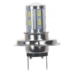 LED H7 biela 10-30V, 12SMD 5630 + 3W