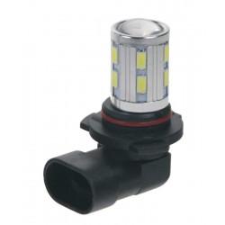 LED HB4 (9006) biela, 10-30V, 12SMD 5630 + 3W