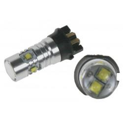 LED PW24W biela, 12-24V, 30W (6x5W)