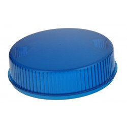 náhradný kryt modrý pre maják 911-16fblu a 911-16mblu