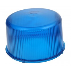 x Náhradný kryt modrý pre maják 911-75fblu a 911-75mblu