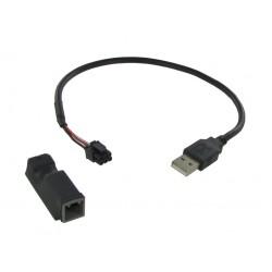 USB konektor Subaru