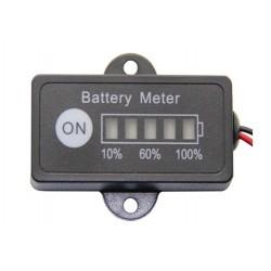 Tester kapacity autobatérie 24V