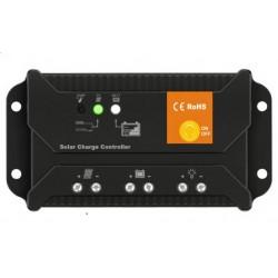 Solárny regulátor nabíjania 12V / 24V, 5A