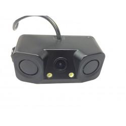 Parkovacia kamera s výstupom na monitor, 2 senzory