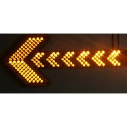LED prídavné svetlá smerová 12-24V