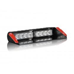 PROFI výstražné LED svetlo vnútorné, 12-24V, modrej, ECE R65