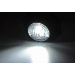 PROFI výstražné LED svetlo vonkajšie, 12-24V, biele