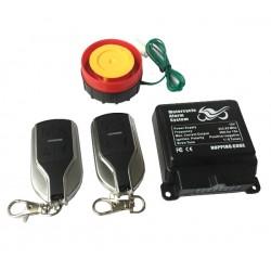 SPY motoalarm s bezdotykovým ovládaním