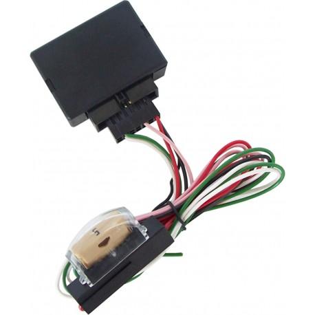 Univerzálny prevodník z CAN-Bus zbernice - rýchlostný signál