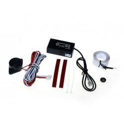 Parkovací systém elektromagnetický - akustická signalizácia