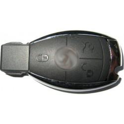 Náhr. kľúč pre Mercedes-Benz, 3-tlačidlový, 433MHz