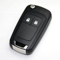 Náhr. kľúč pre Opel, 2-tlačidlový, 433MHz