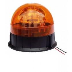 Halogén maják, 12 i 24V, oranžový fix, ECE R65