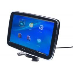 LCD monitor 10,1 na opierku / palubnú dosku s microSD / USB / FM modulátor