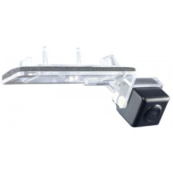 Kamera formát PAL / NTSC do vozu AUDI, Superb II Combi, Yeti 2012-, Octavia III