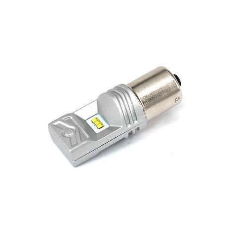 CSP LED BA15S biela 12-24V, 30W
