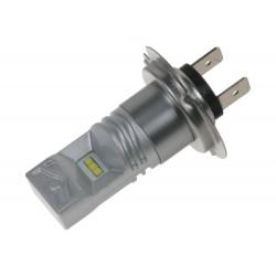 CSP LED H7 biela, 12-24V, 30W