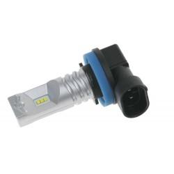 CSP LED H8 biela, 12-24V, 30W