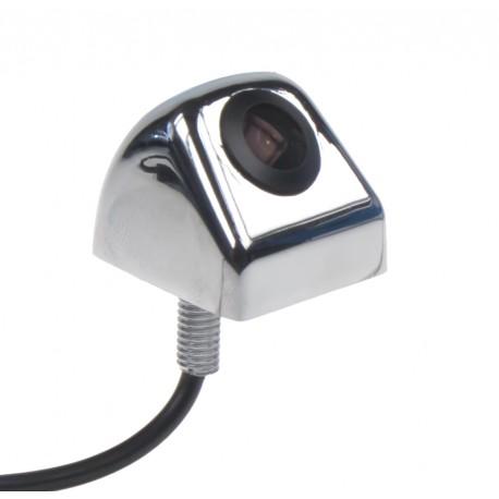 AHD 720 mini kamera 4PIN strieborná, PAL vonkajšie