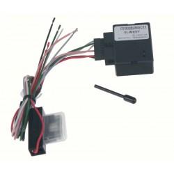 Univerzálny prevodník z CAN-Bus zbernice - zapaľovanie + 1 signál