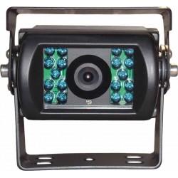 Kamera 4PIN CCD SHARP s IR, vonkajšie