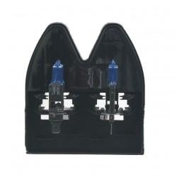 Halogén. žiarovka 24V s päticou H1, Blue white 4300K