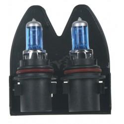 Halogén. žiarovka 12V s päticou HB1 (9004), Blue white 4300K