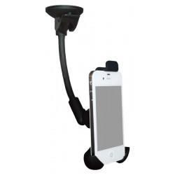 Univerzálny držiak s úchytom pre telefóny výška 108-135mm