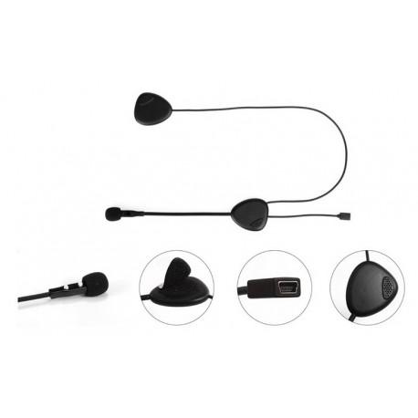 Bluetooth HF sada do helmy univerzálna